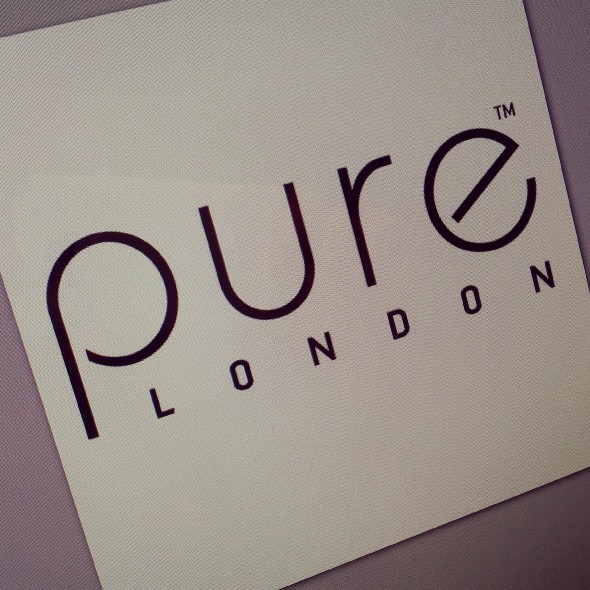 Pure London, August 2012