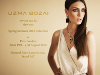 Uzma Bozai invites you to MeMy Mode, Paris.