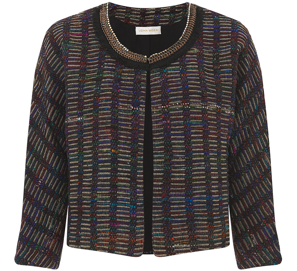 Manak Cropped Jacket