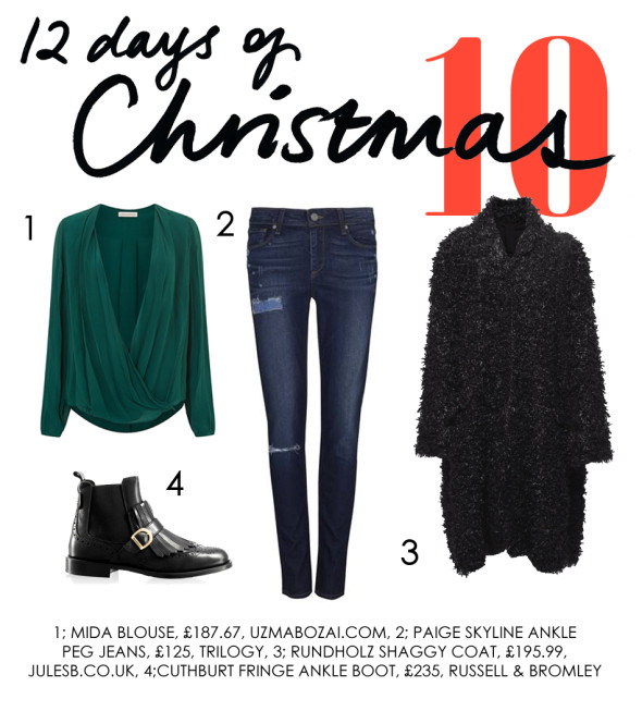 12 Day's of Christmas - Day 10