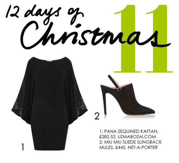 12 Days of Christmas - Day 11