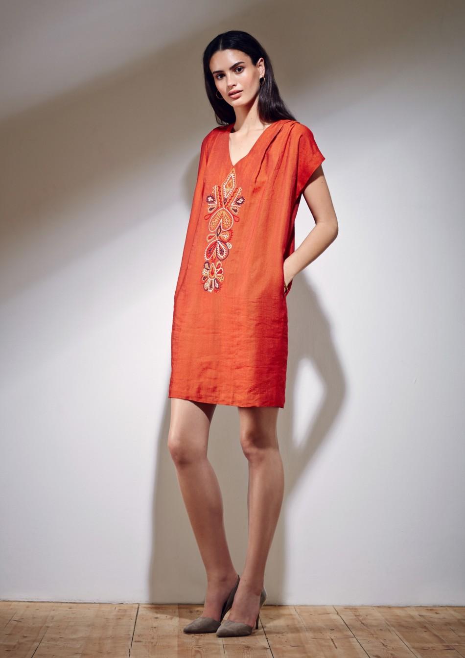 Kutchi Dress