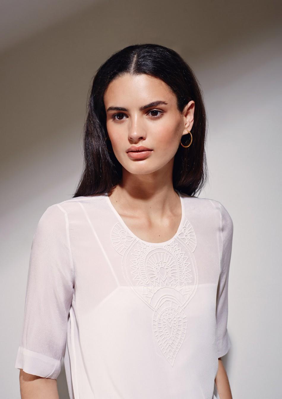 Lina Top – White