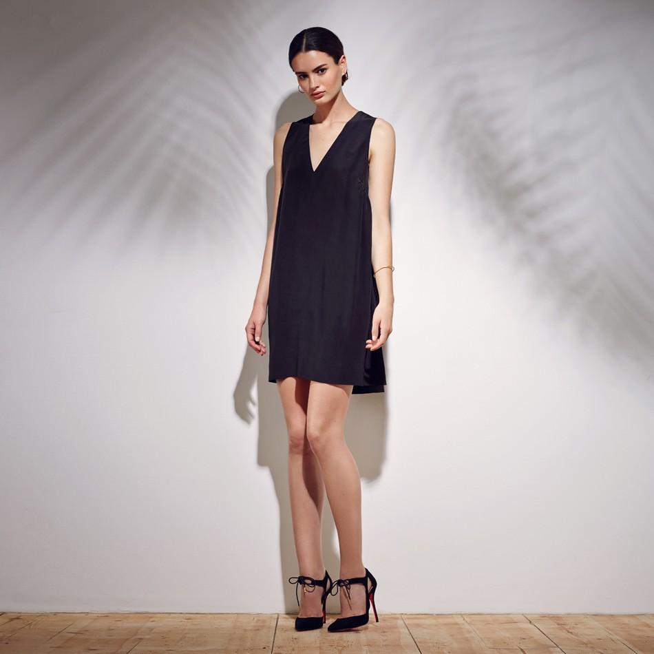 Novin Dress – Black
