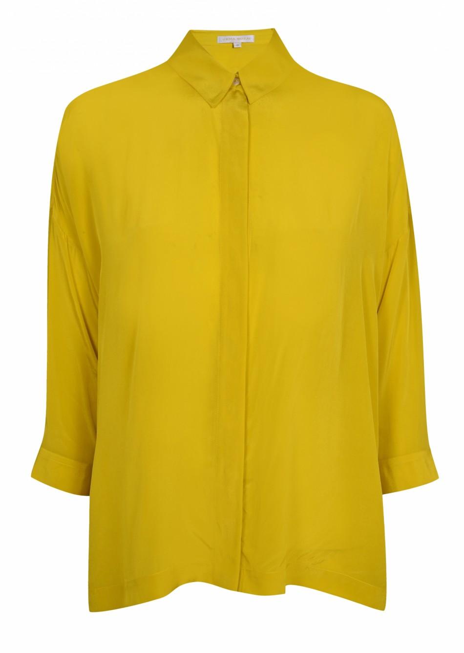 Malih Shirt - Tarragon Viscose