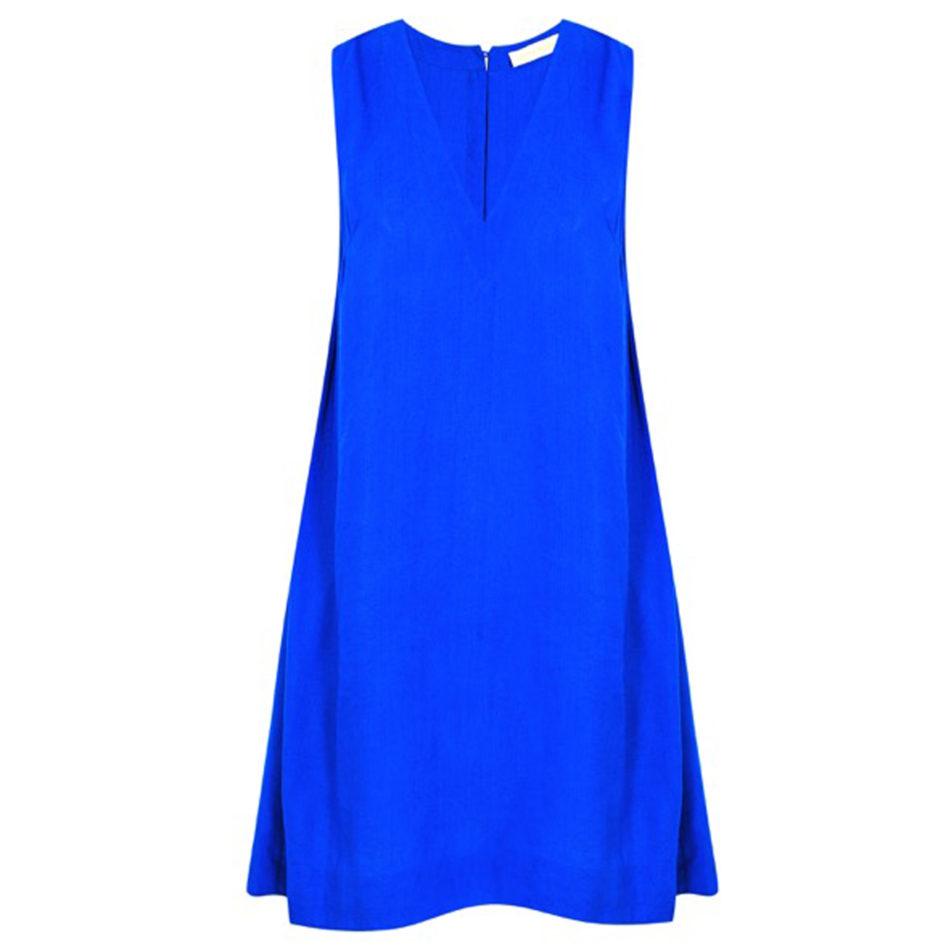 Novin Dress - Electric Blue