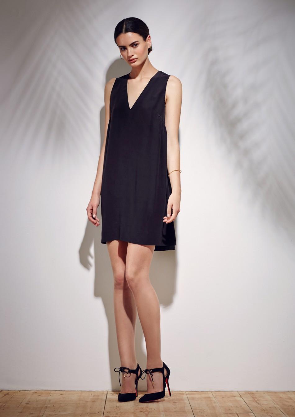 Novin Dress - Black