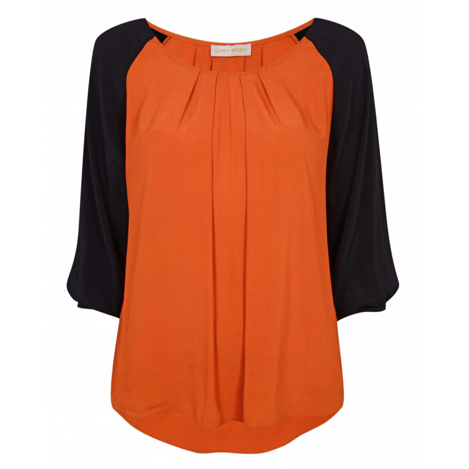 Ayda Top Orange