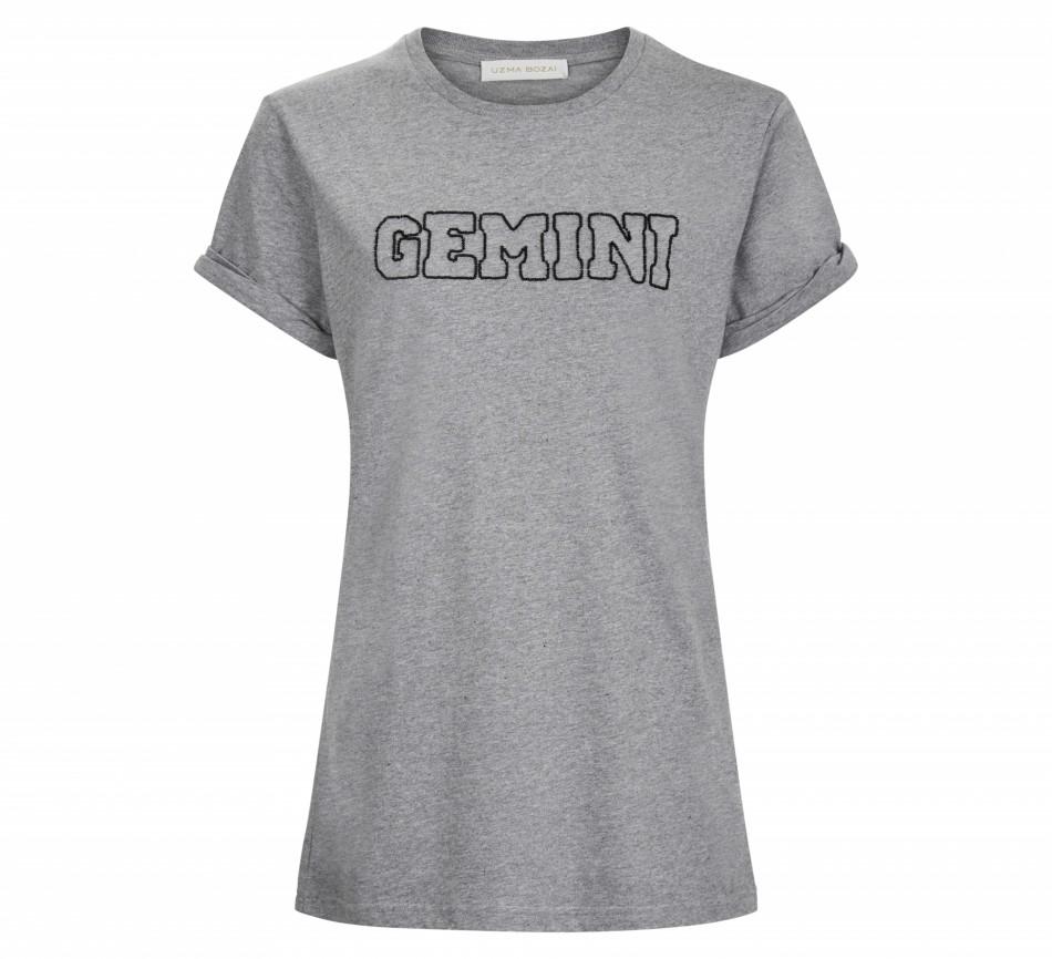 Gemini Zodiac T Shirt