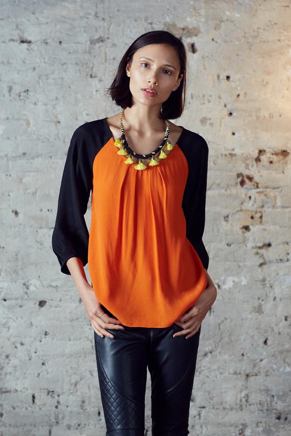 Ayda Top Orange
