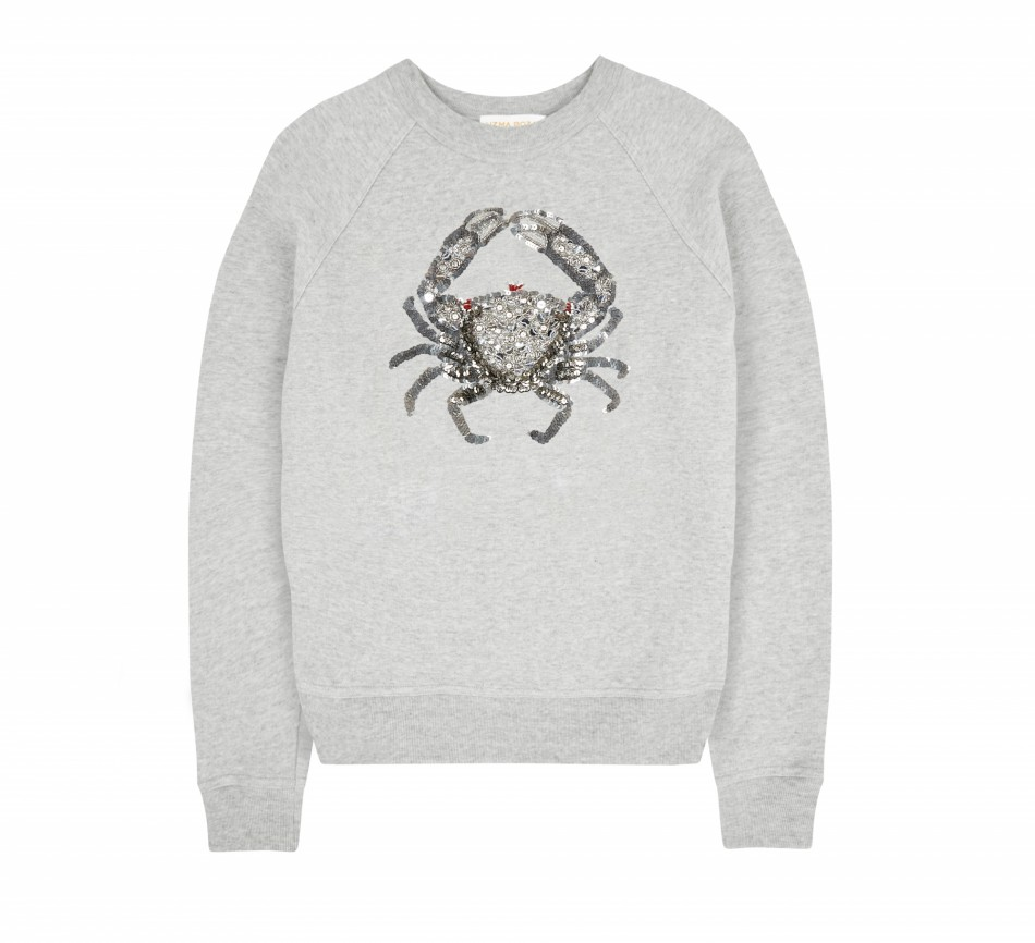 Cancer Sweatshirt – Grey Marl