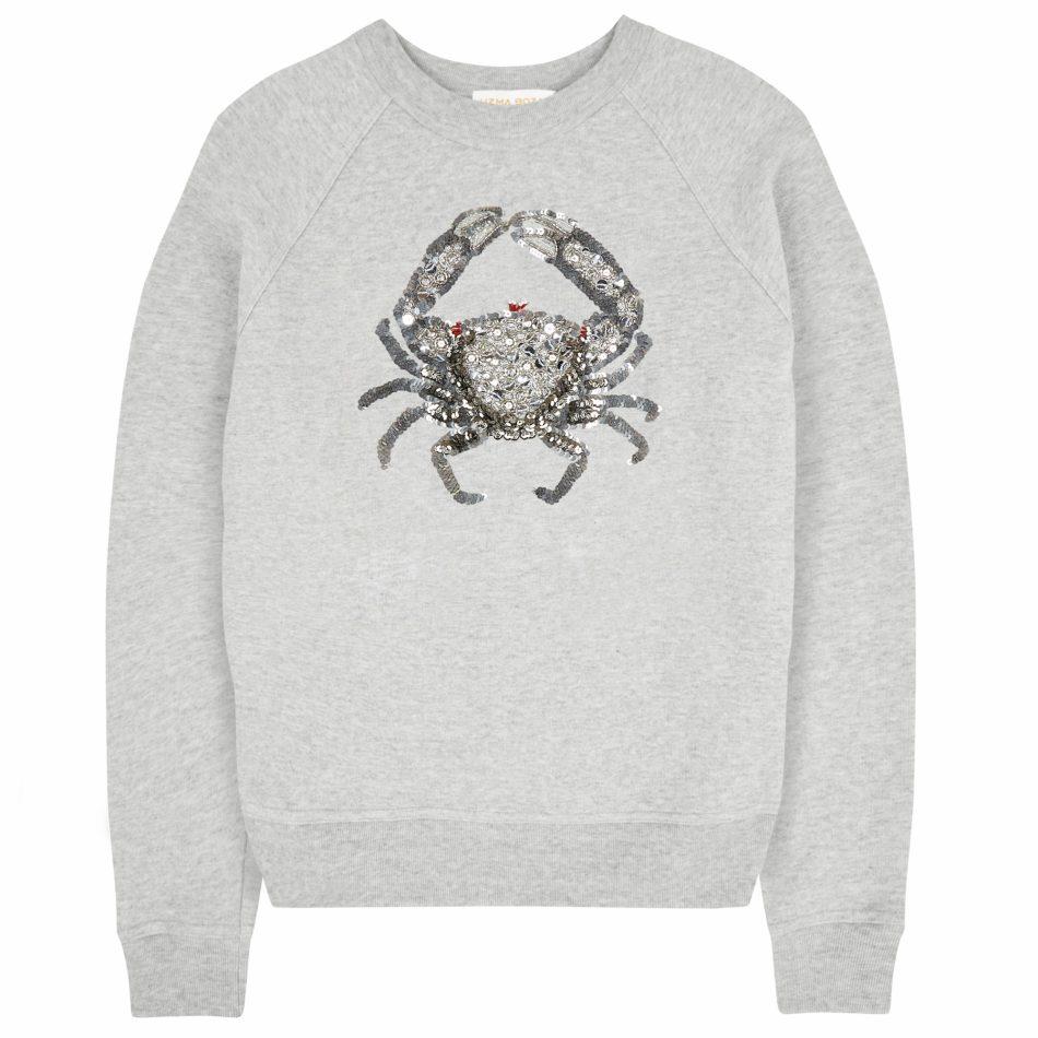 Cancer Sweatshirt - Grey Marl