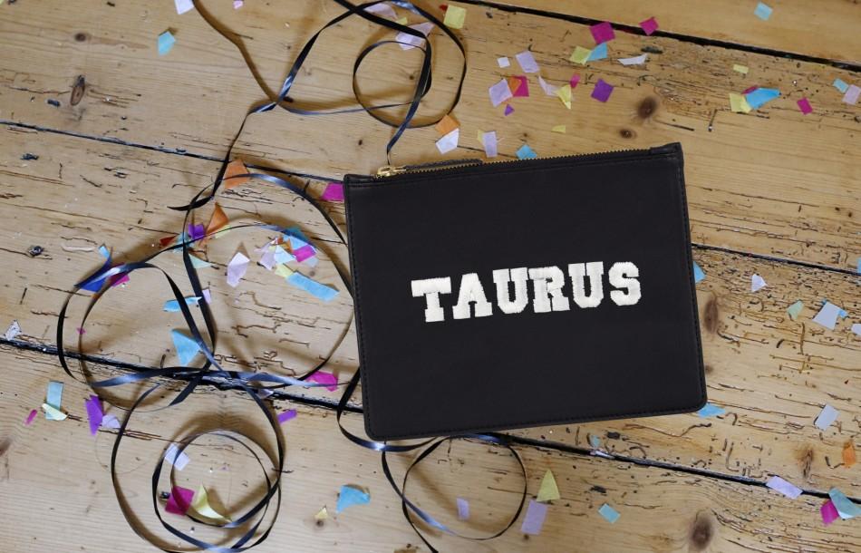 ZODIAC POUCH – TAURUS