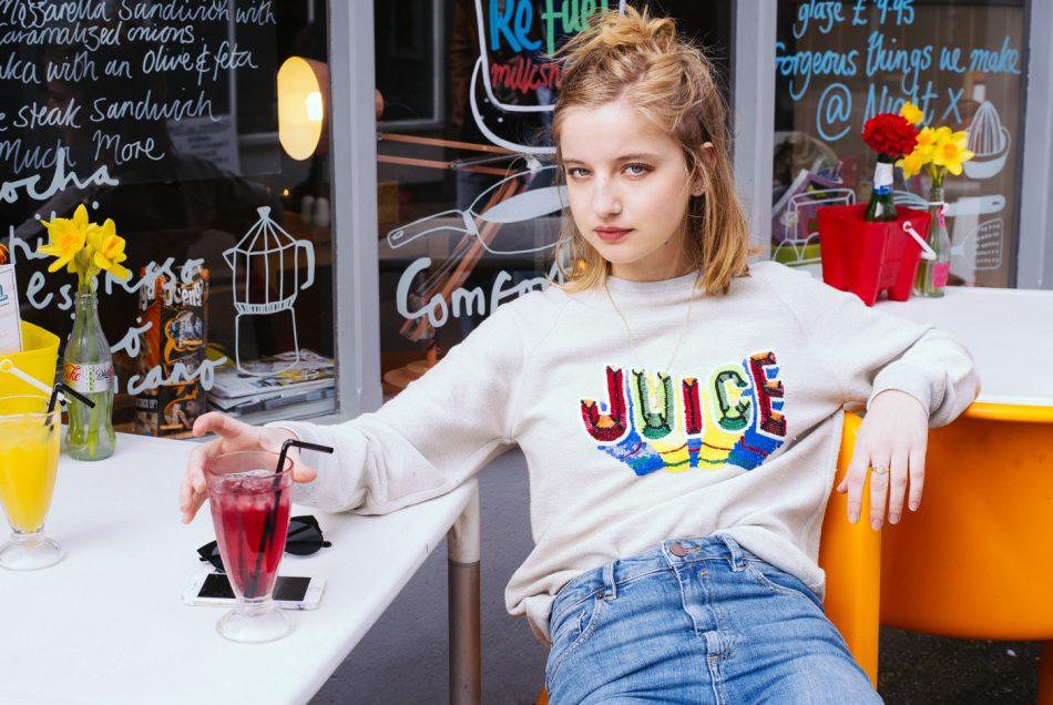 Juice Sweatshirt – Mini & Me