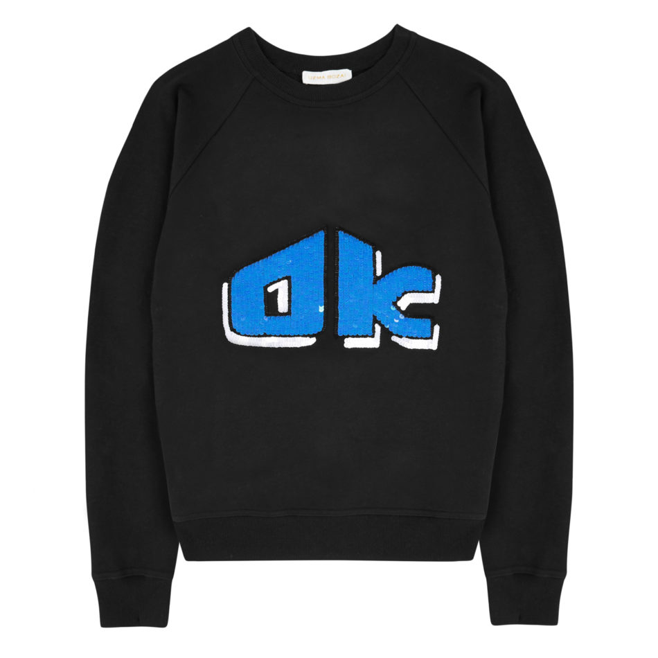 OK Sweatshirt - Black