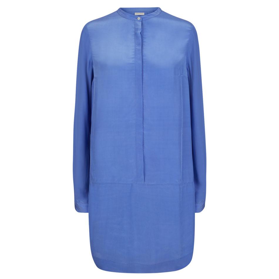 Ash Shirt Dress - Cornflower