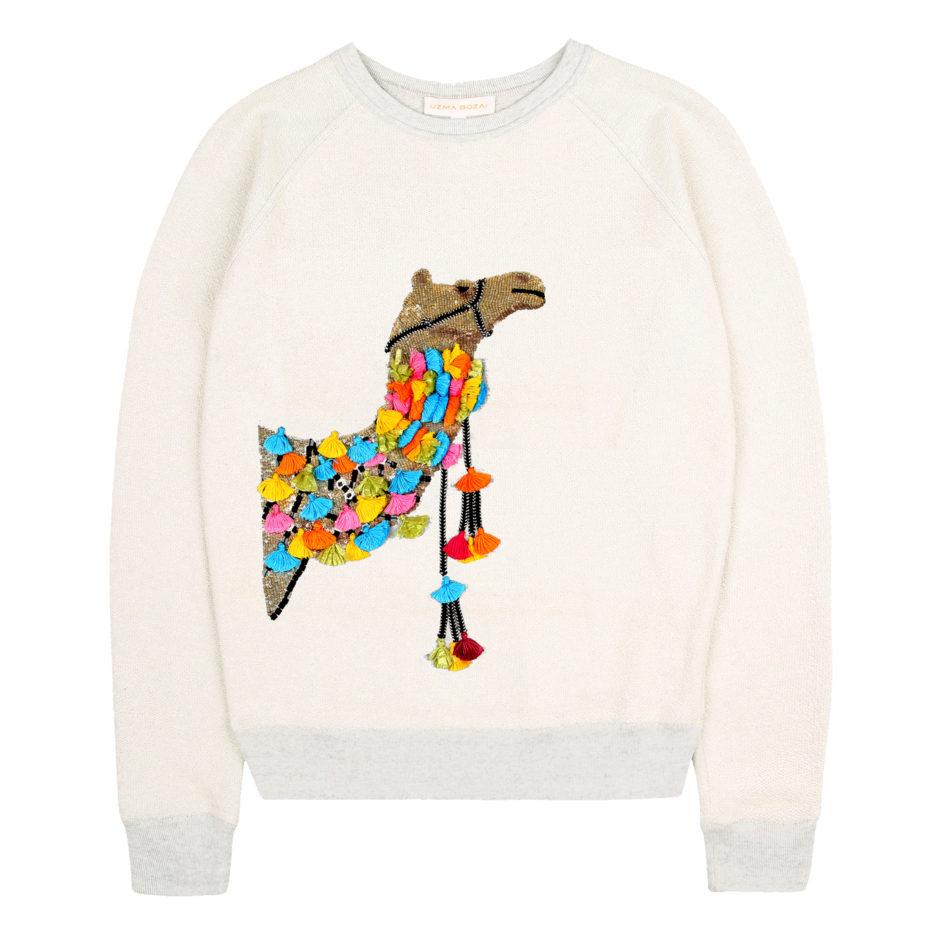 Camel - Ecru