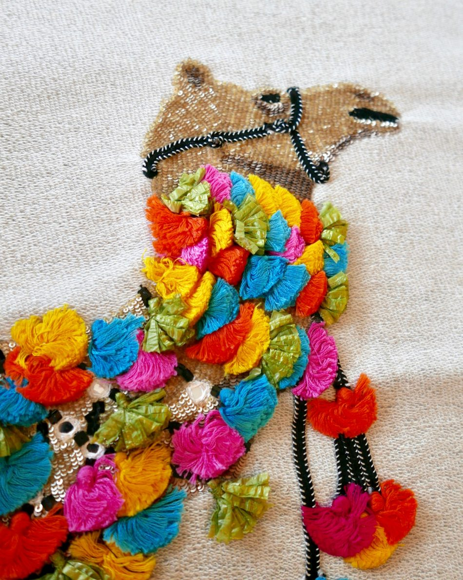Camel Sweatshirt – Mini & Me