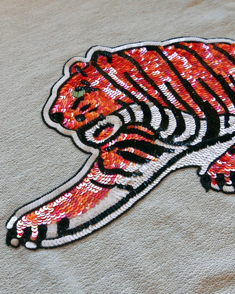 Tiger Sweatshirt – Mini & Me