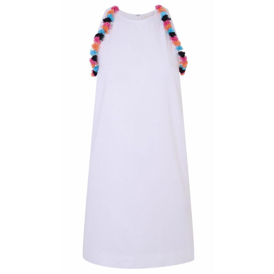 Yoko Dress - White