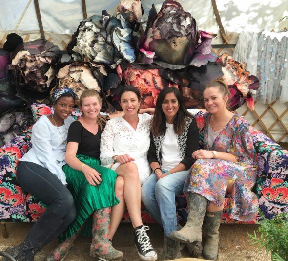 Port Eliot Festival Workshop with Anthropologie