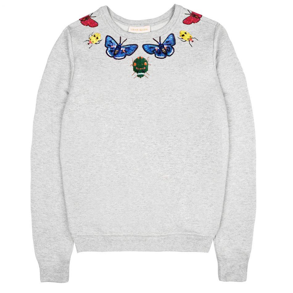 Private: Helena Sweatshirt – Grey