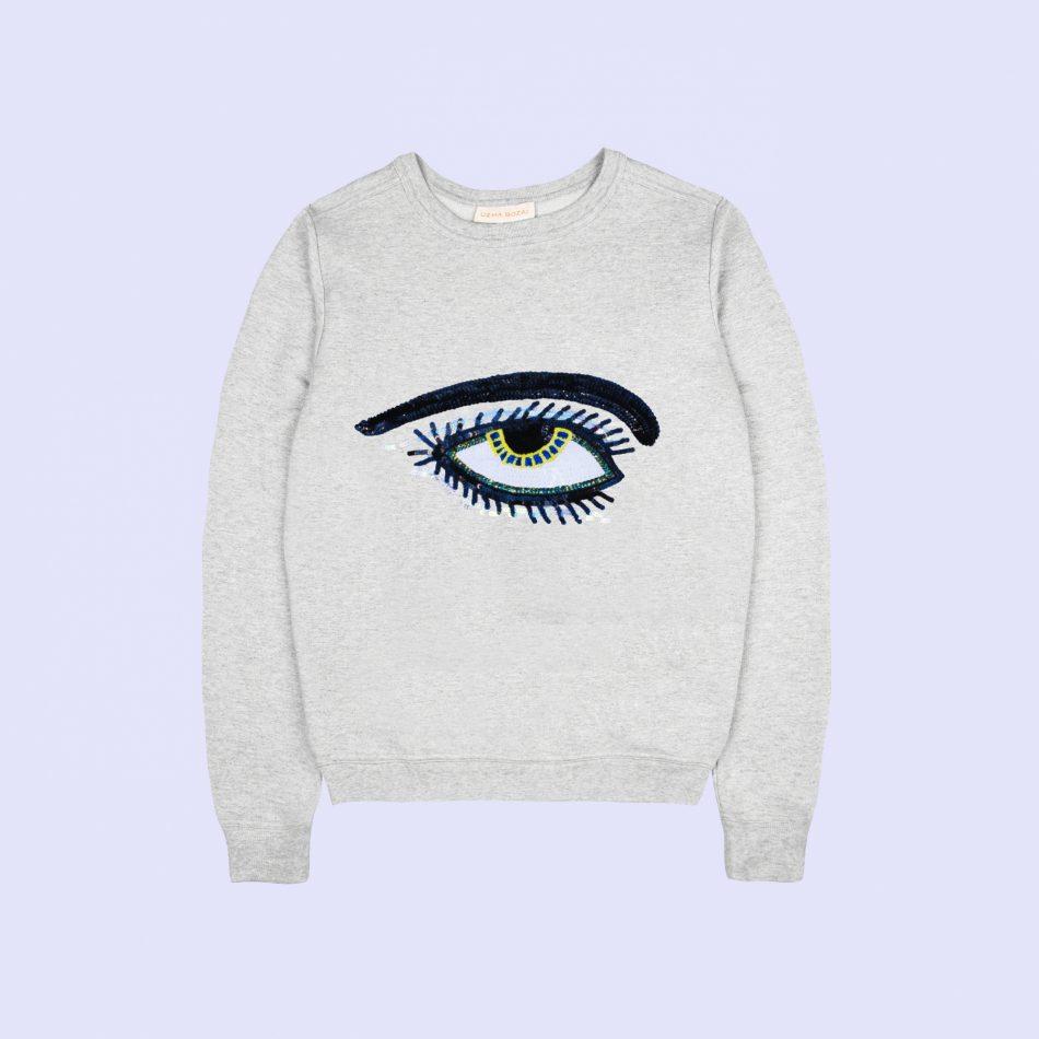 Kids Eye Sweatshirt – Mini & Me