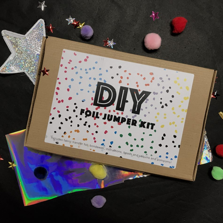 Make your own Jumper DIY Kit