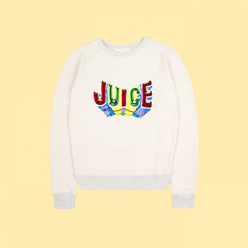 Kids Juice Sweatshirt - Mini & Me