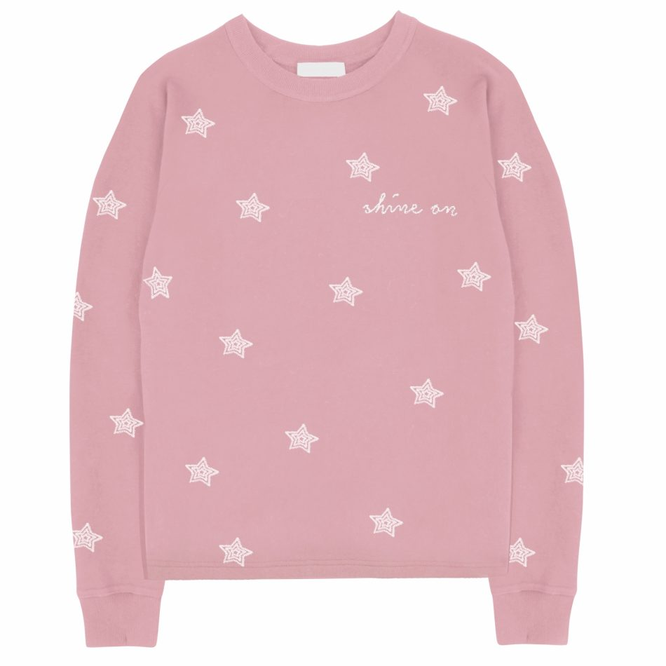 MARTY SWEATSHIRT – Pink