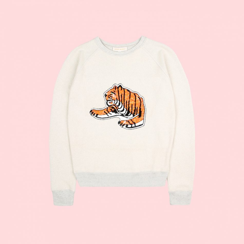 Kids Tiger Sweatshirt - MINI & ME