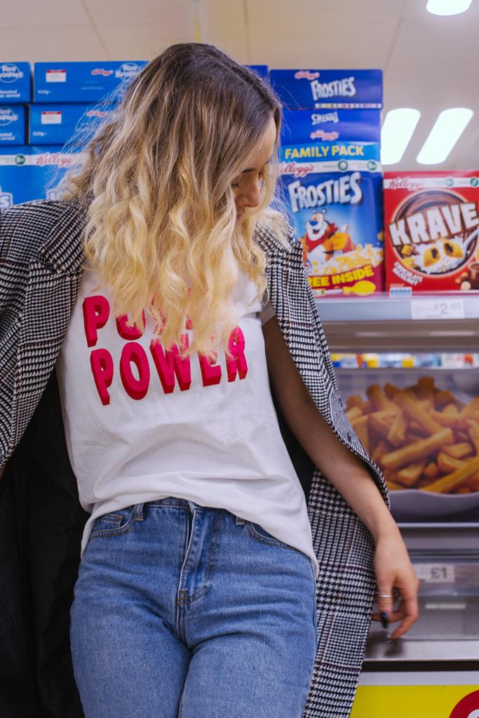 Pussy Power T-shirt
