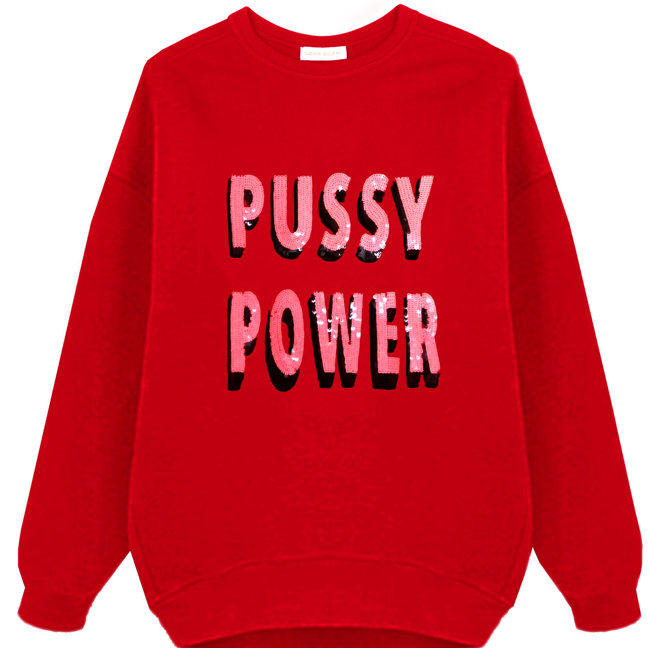 Pussy Power Oversized Sweatshirt