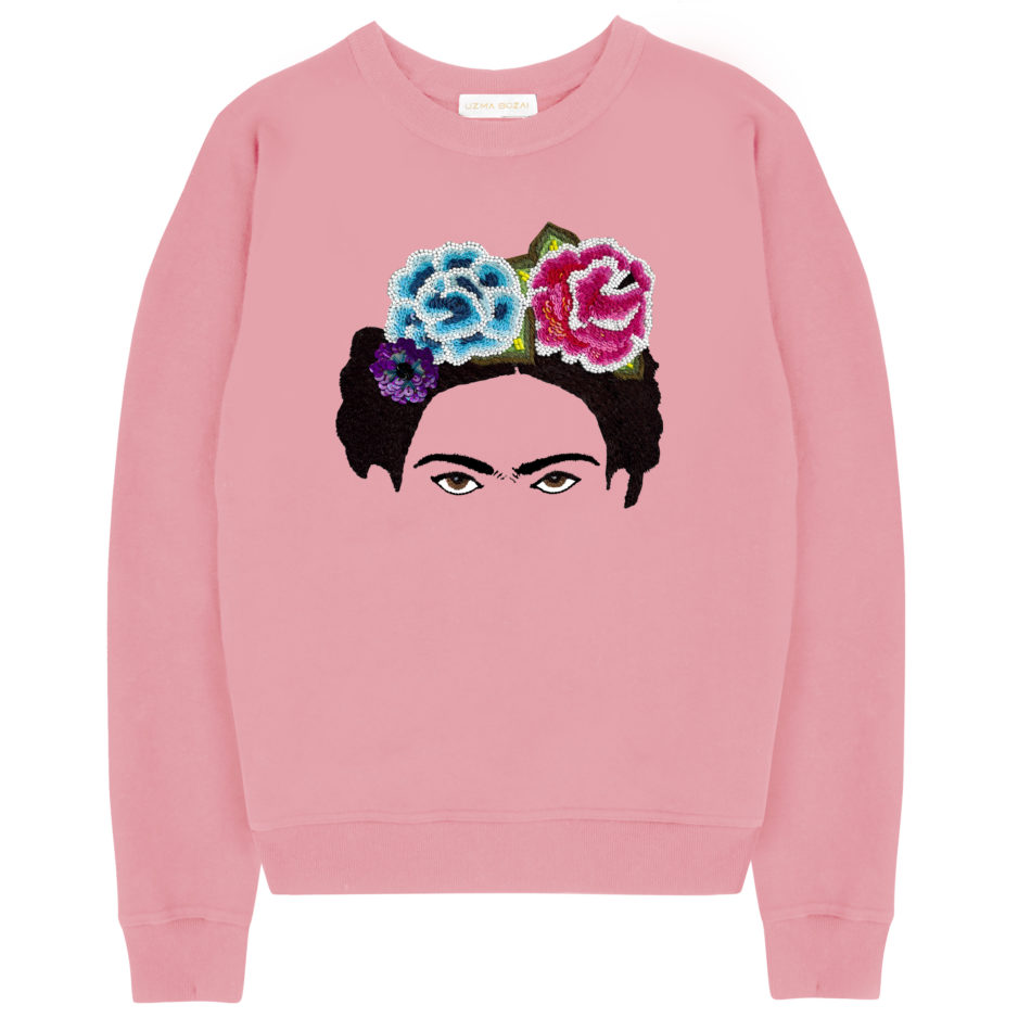 Frida Sweatshirt - Pink