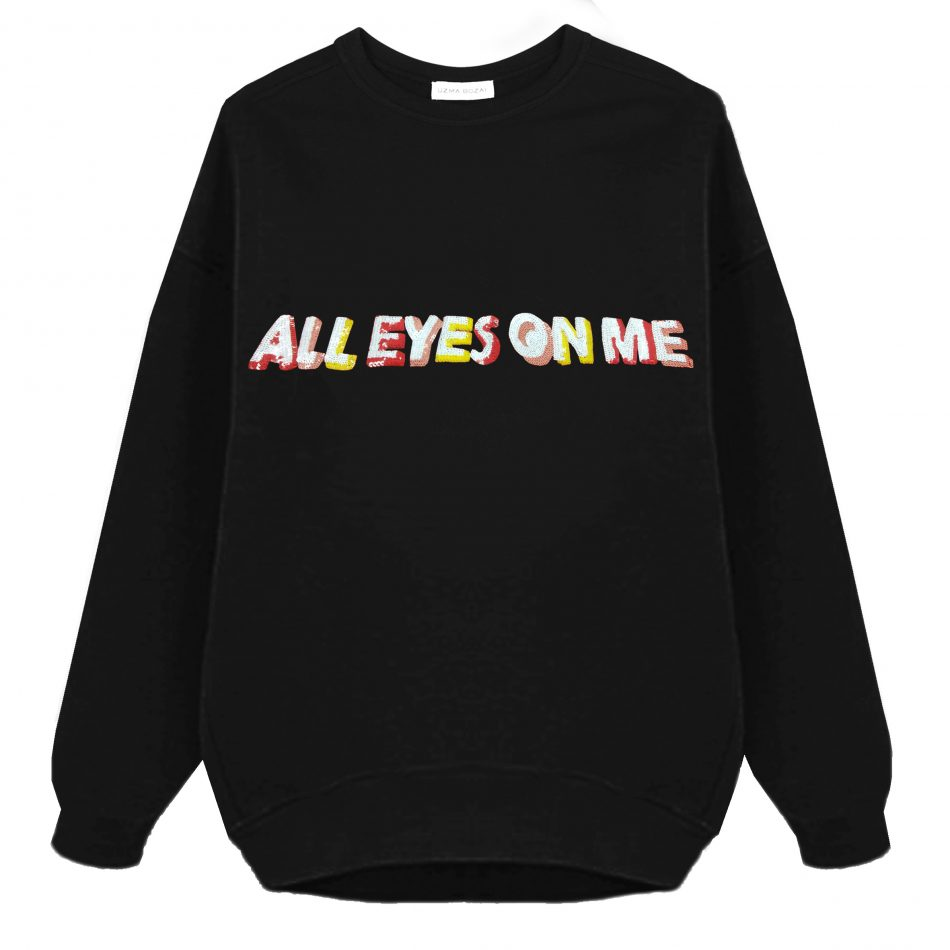 All Eyes On Me – Black