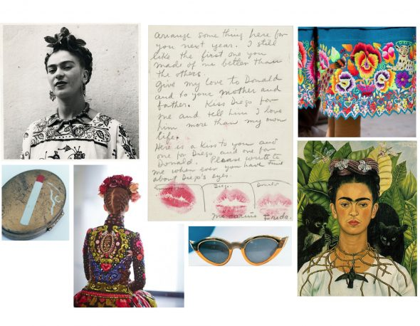 The Frida Kahlo Collection<br>Our Inspiration.