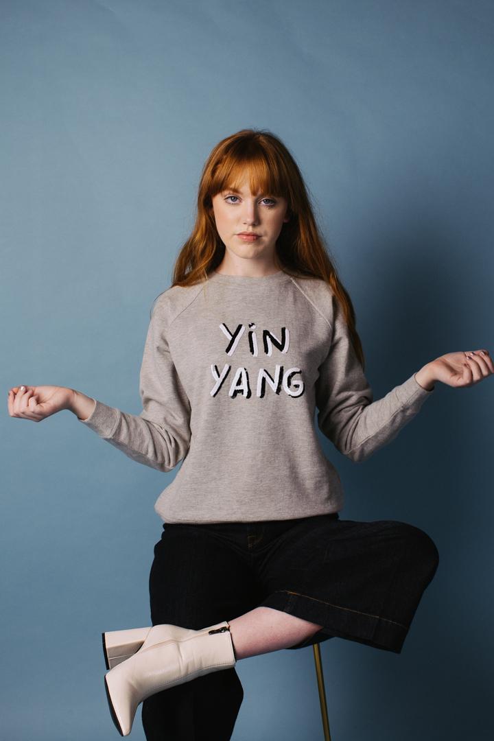 Yin Yang Sweatshirt