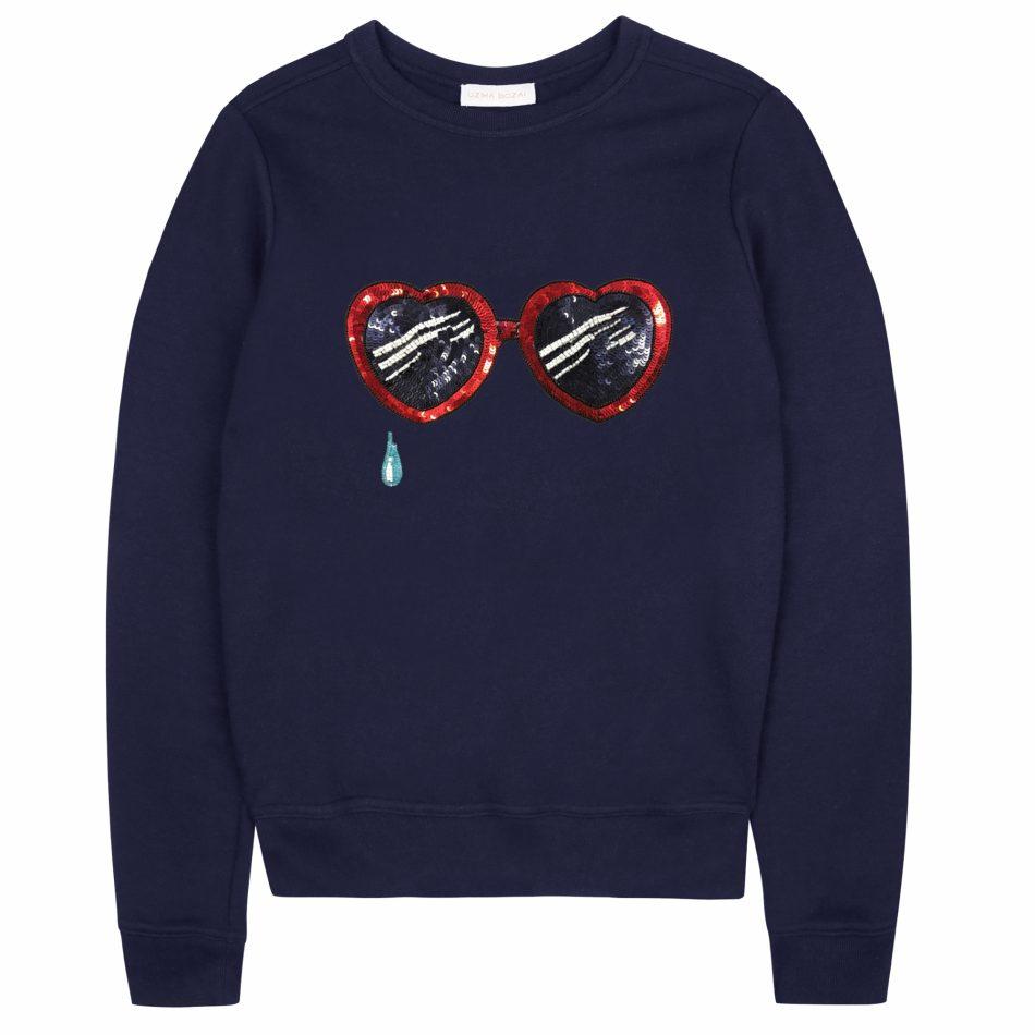 Uzma Bozai's Lolita Sweatshirt