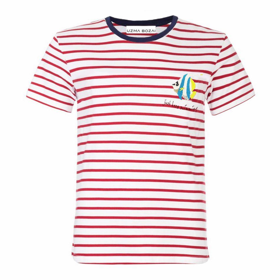 Uzma Bozai's Faye T Shirt
