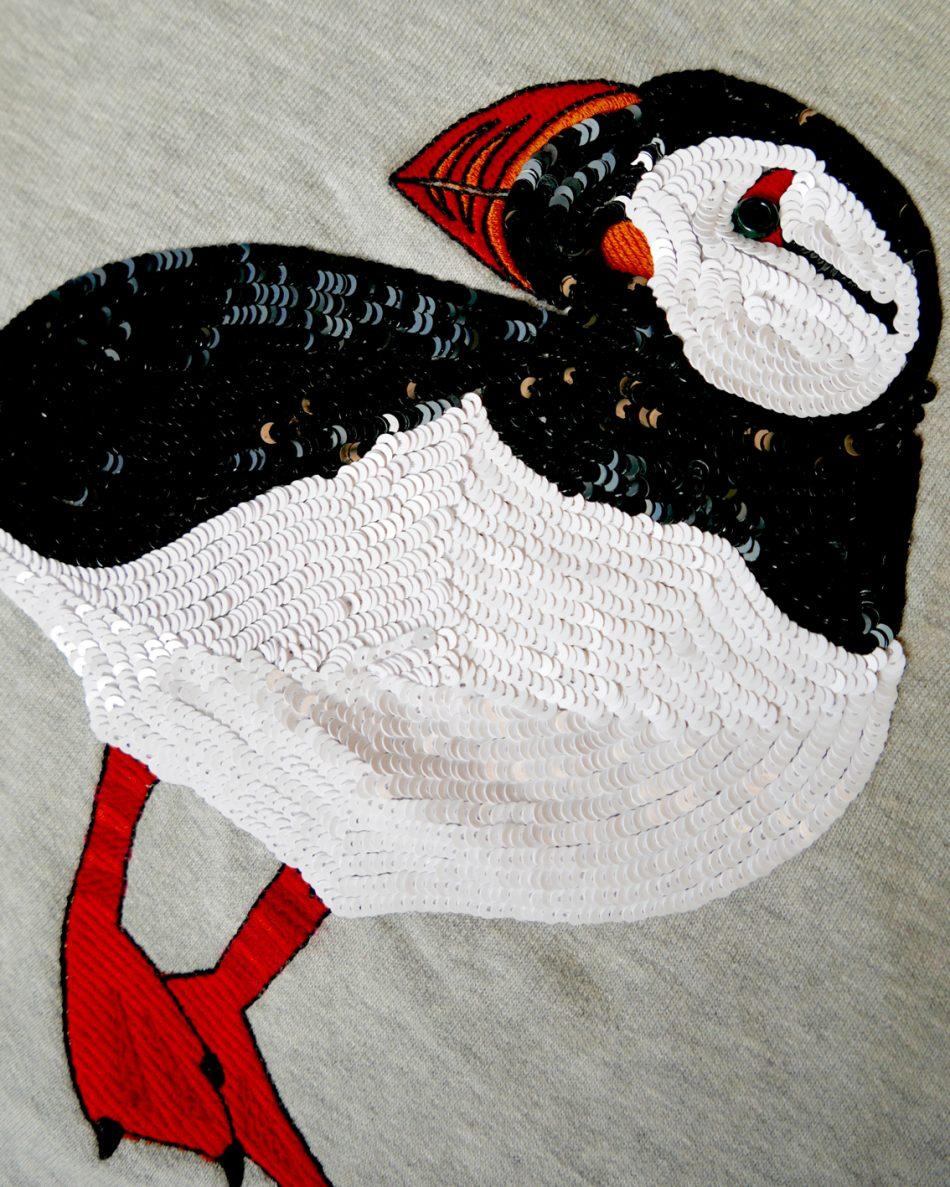 Pepper Puffin Sweatshirt