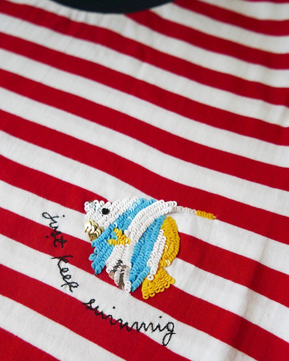 Faye Angelfish T-Shirt