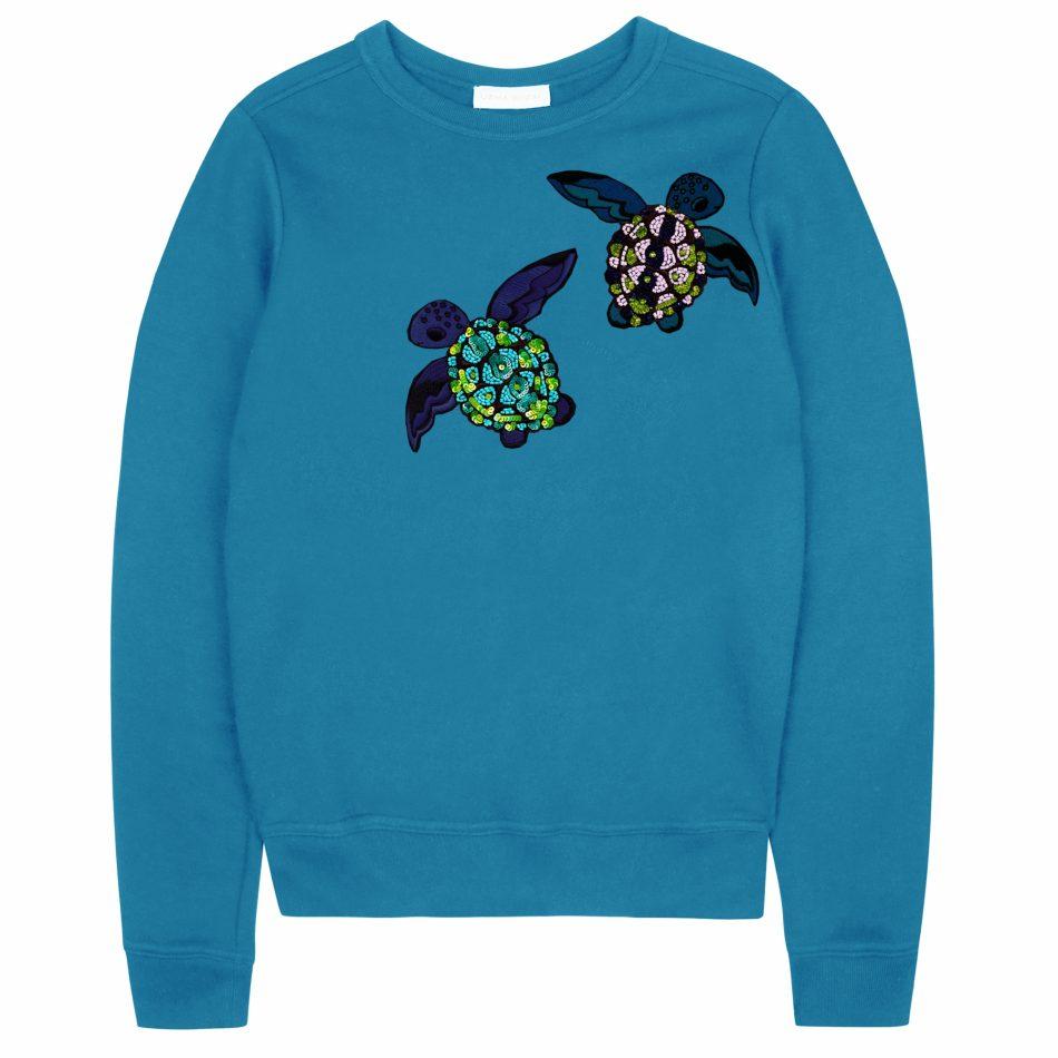 Tula Turtle Sweatshirt