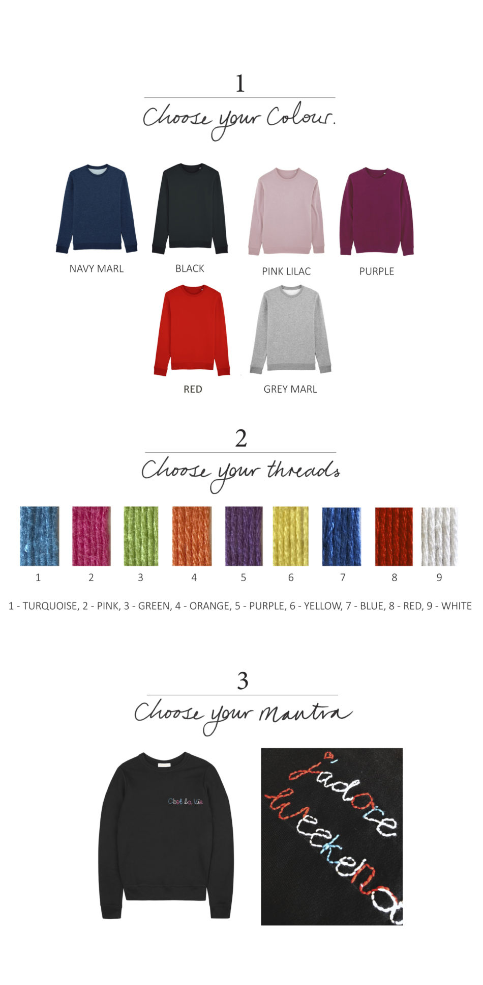 Design Your Own Jumper