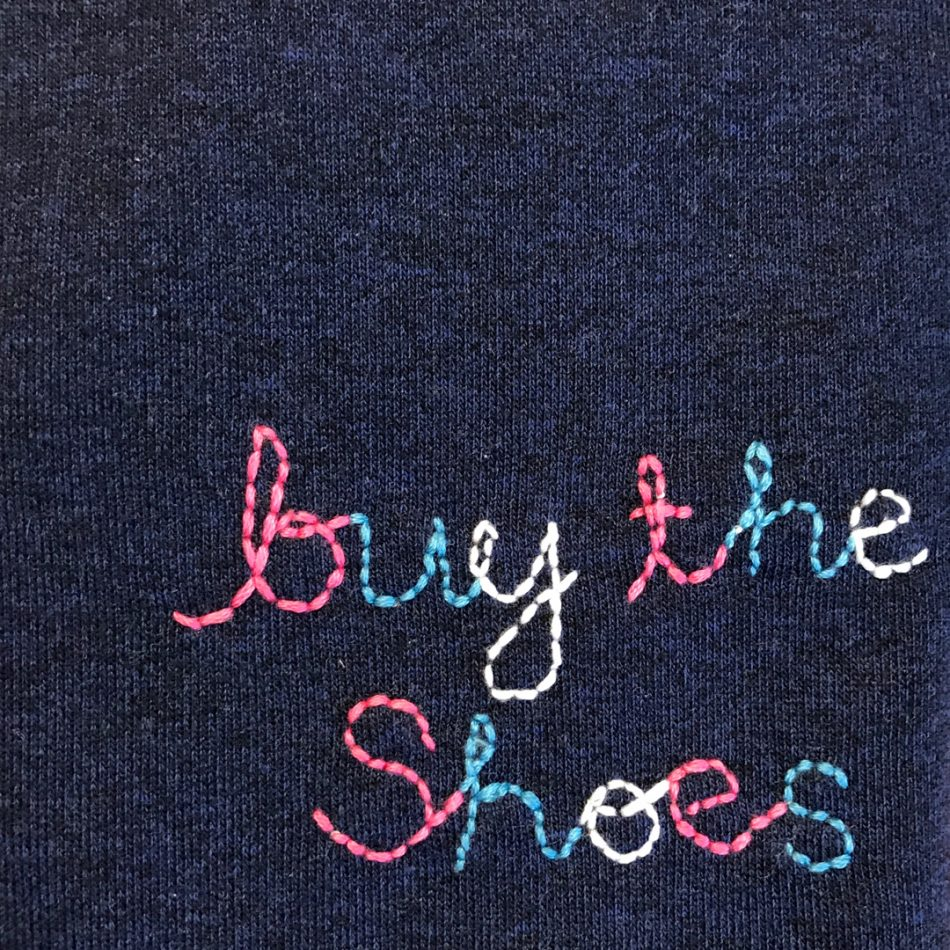 What's your Mantra?<br>Say it on a Personalised Sweatshirt