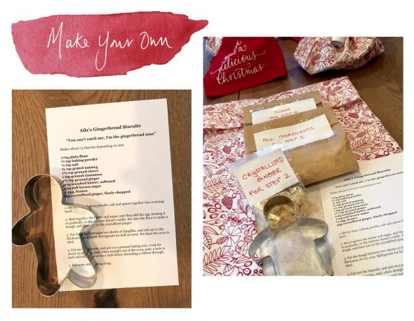 Make Your Own - Last Minute Christmas Gifts!