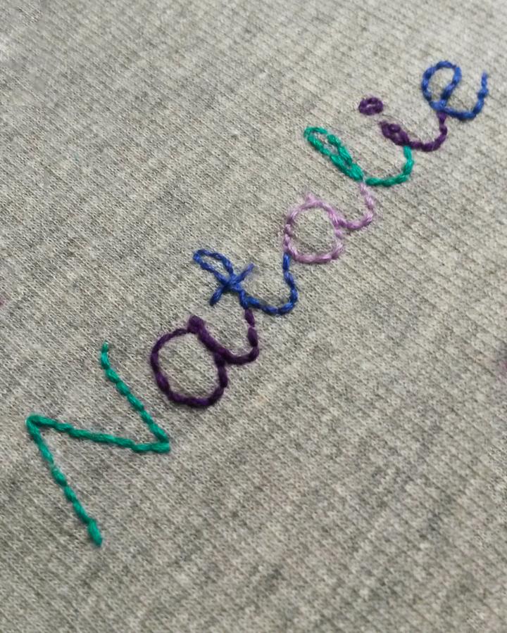 Kids Personalised Sweatshirt