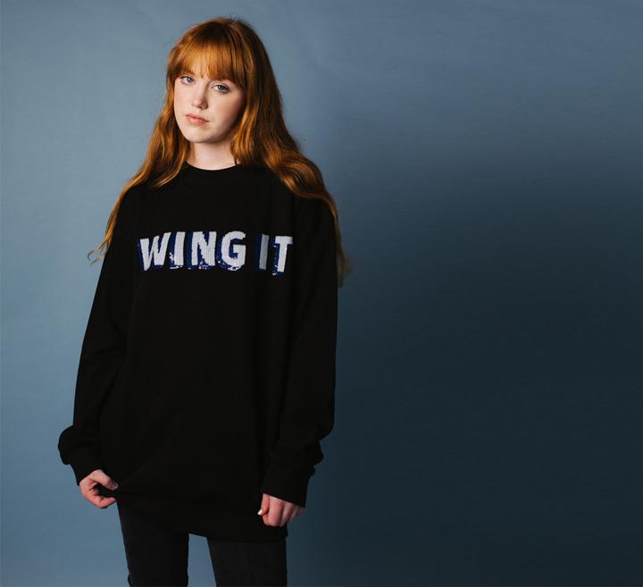 Wing It Sweatshirt