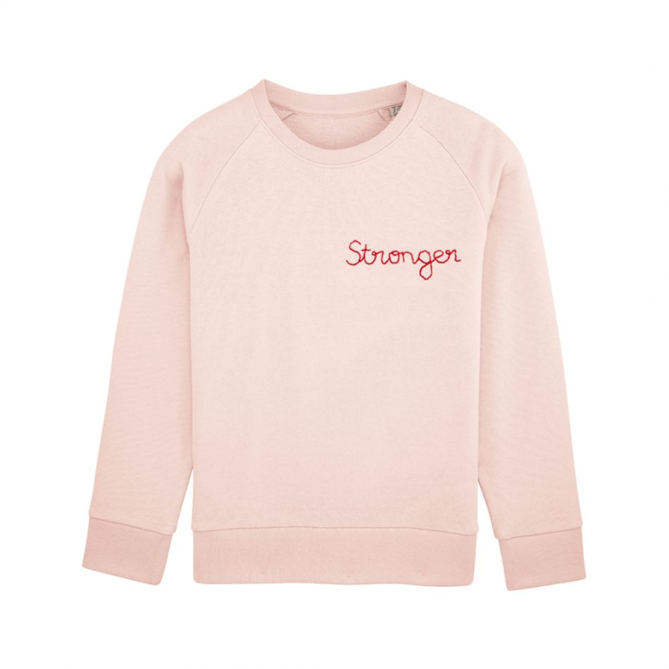 Kids STRONGER Sweatshirt