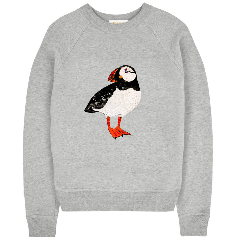 Pepper Puffin Sweatshirt
