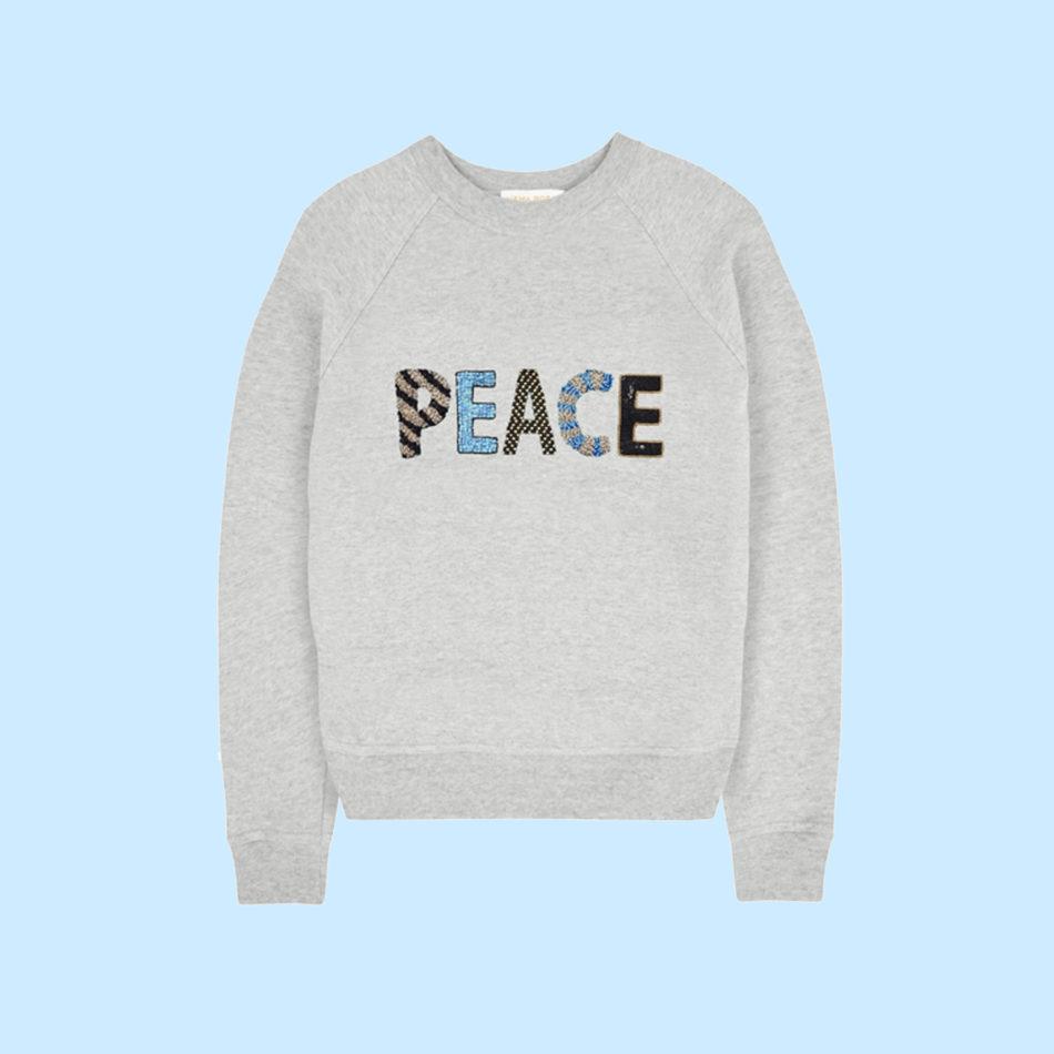 Kids Peace Sweatshirt – Mini & Me
